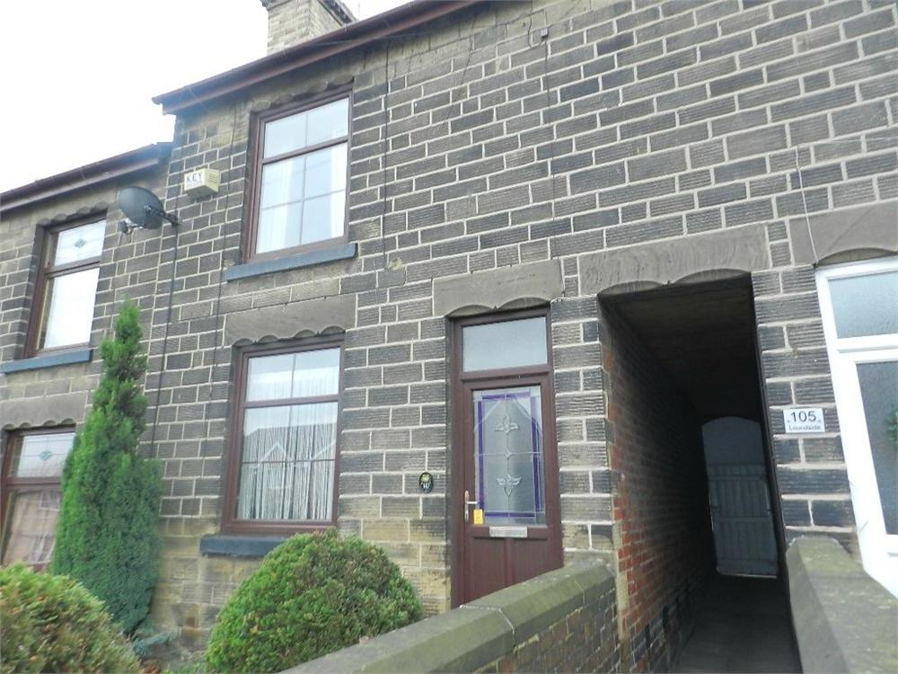 3 Bedrooms Terraced House for sale in Lound Side, Chapeltown, SHEFFIELD, South Yorkshire