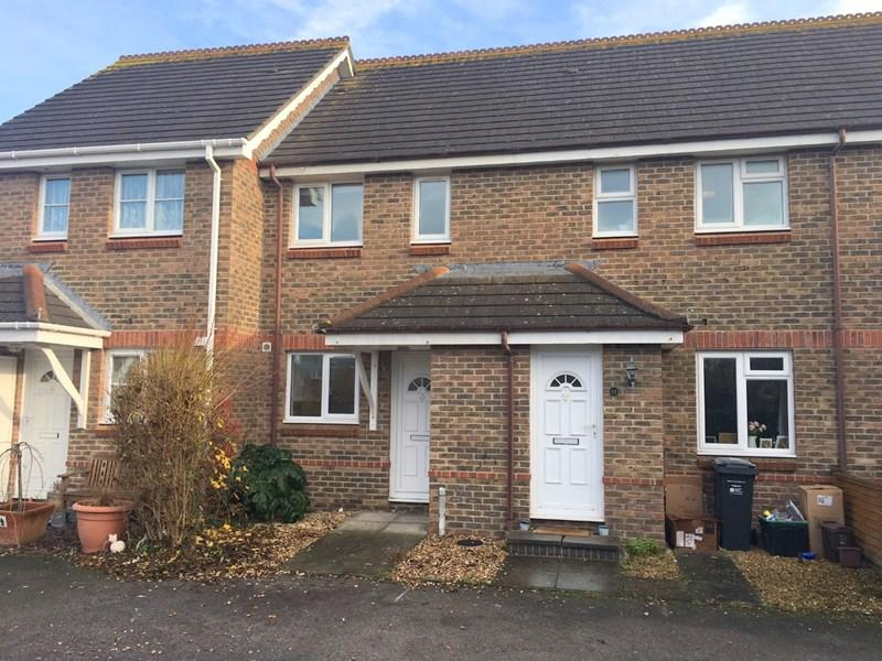 2 Bedrooms Terraced House for sale in Enmore Close, Burnham-On-Sea