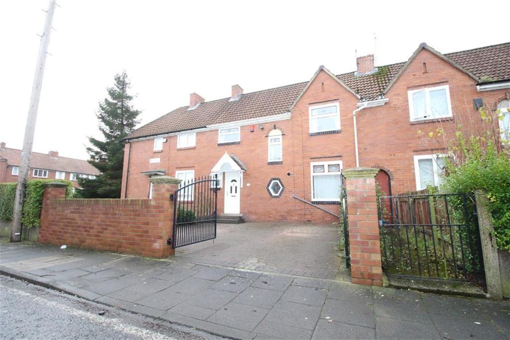 3 Bedrooms Terraced House for sale in Alder Avenue, Newcastle Upon Tyne, NE4