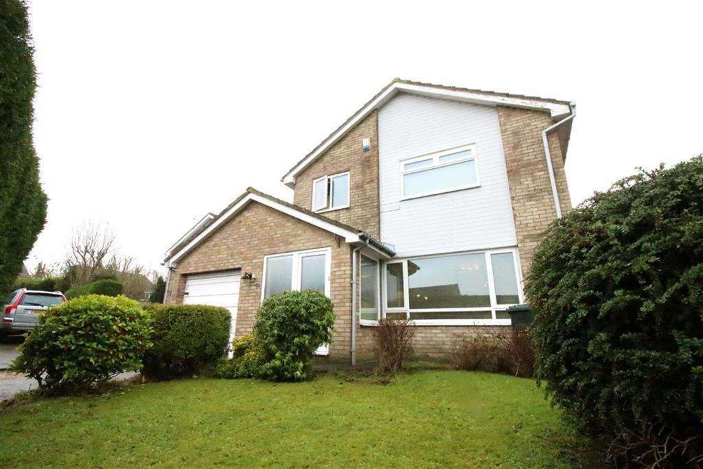 4 Bedrooms Detached House for sale in Huntingdon Close, Newcastle Upon Tyne, NE3