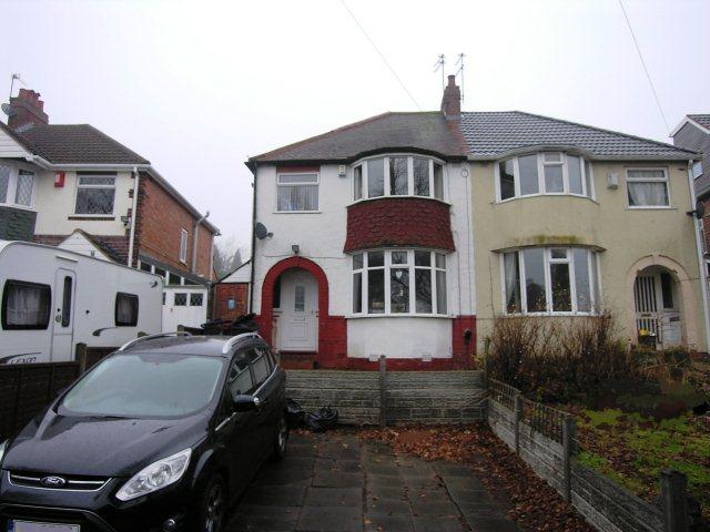 3 Bedrooms Semi Detached House for sale in Warren Hill Road,Kingstanding,Birmingham