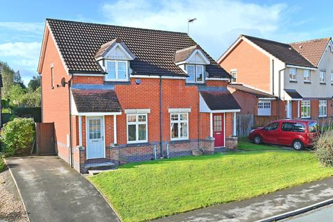 2 bedroom semi-detached house to rent - Clover Way, Harrogate, HG3 2WE