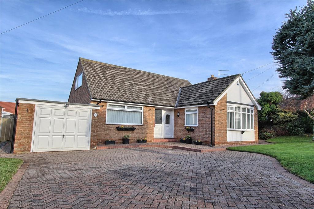4 Bedrooms Detached Bungalow for sale in High Rifts, Stainton