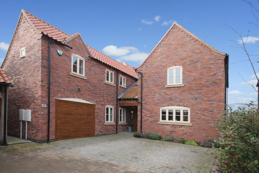 5 Bedrooms Detached House for sale in Colston Lane, Harby