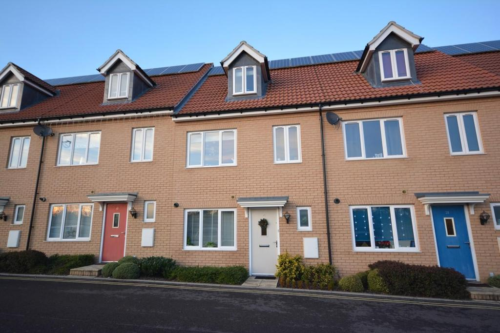 4 Bedrooms Terraced House for sale in Thomas Way, Braintree, Essex, CM7