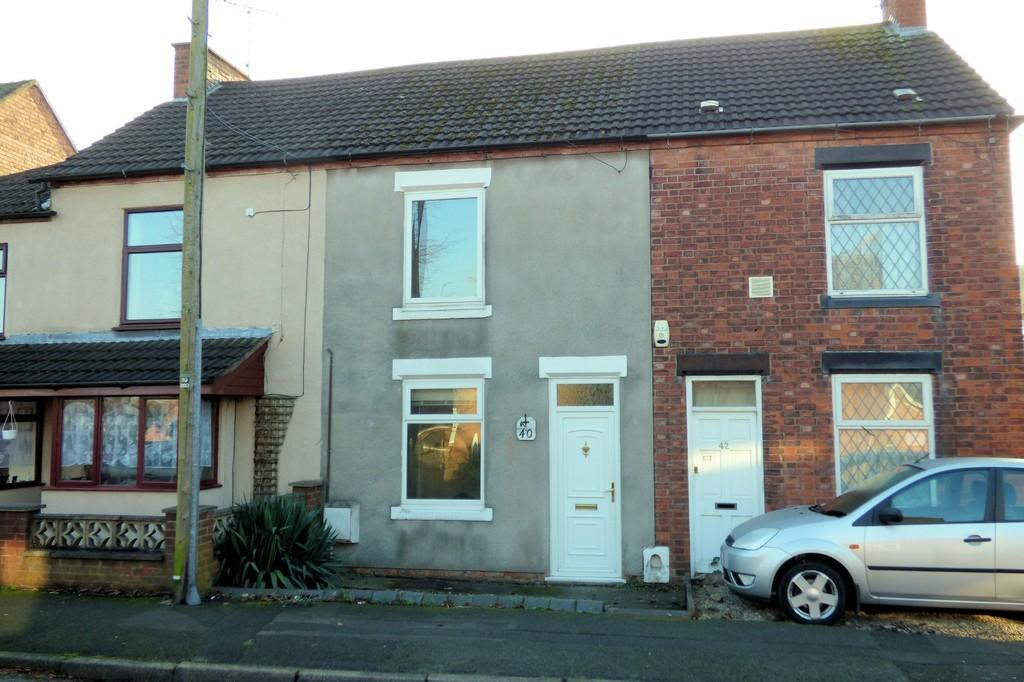 2 Bedrooms Terraced House for sale in Regent Street, Church Gresley