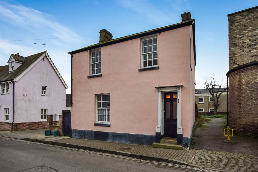 3 Bedrooms Detached House for sale in Priory Street, Colchester