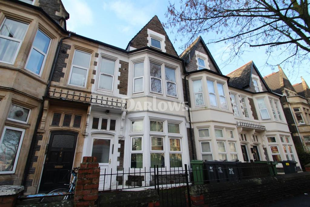 1 Bedroom Flat for sale in Marlborough Road, Roath, Cardiff
