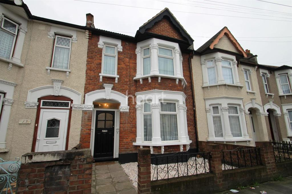 3 Bedrooms Terraced House for sale in Hickling Road, Ilford, Essex