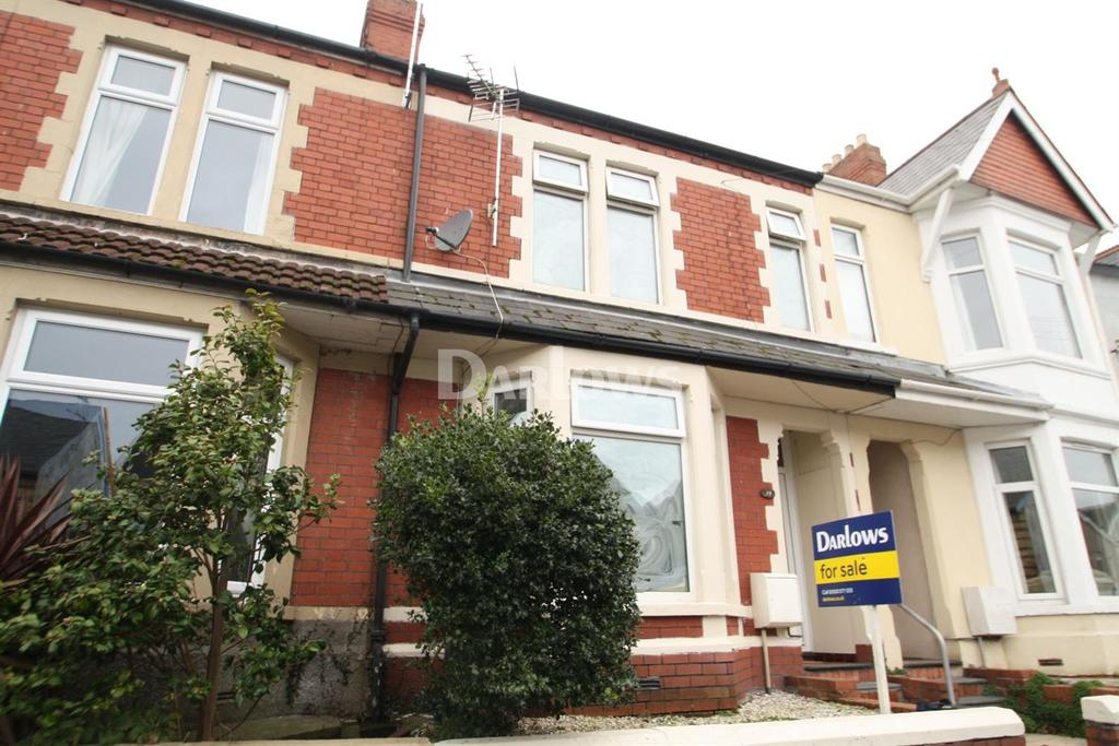 3 Bedrooms Terraced House for sale in St Fagans Road ,