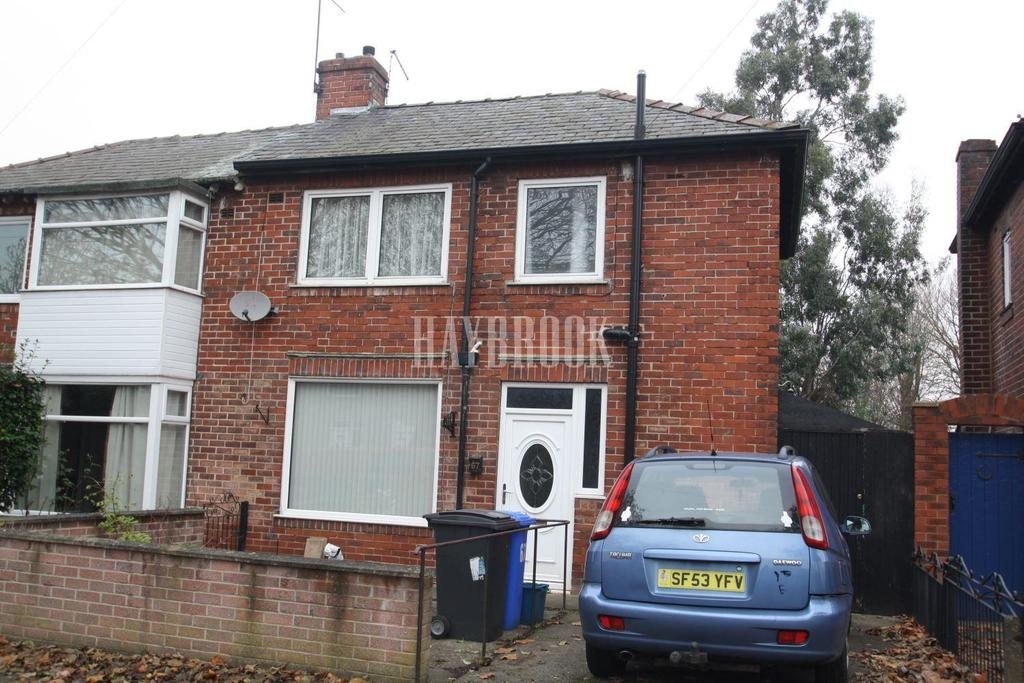 2 Bedrooms Semi Detached House for sale in Willow Drive, Handsworth, S9