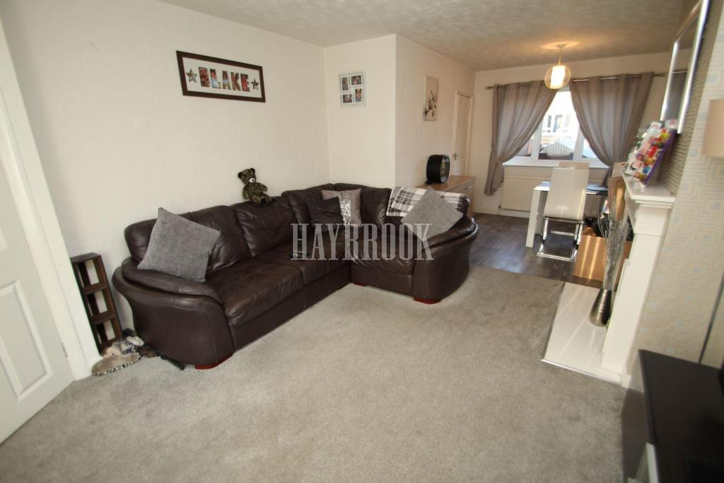 2 Bedrooms Semi Detached House for sale in Vauxhall Road, Wincobank