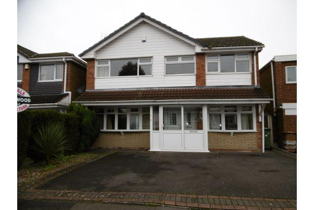 5 Bedrooms House for sale in ST IVES ROAD, PARK HALL, WALSALL