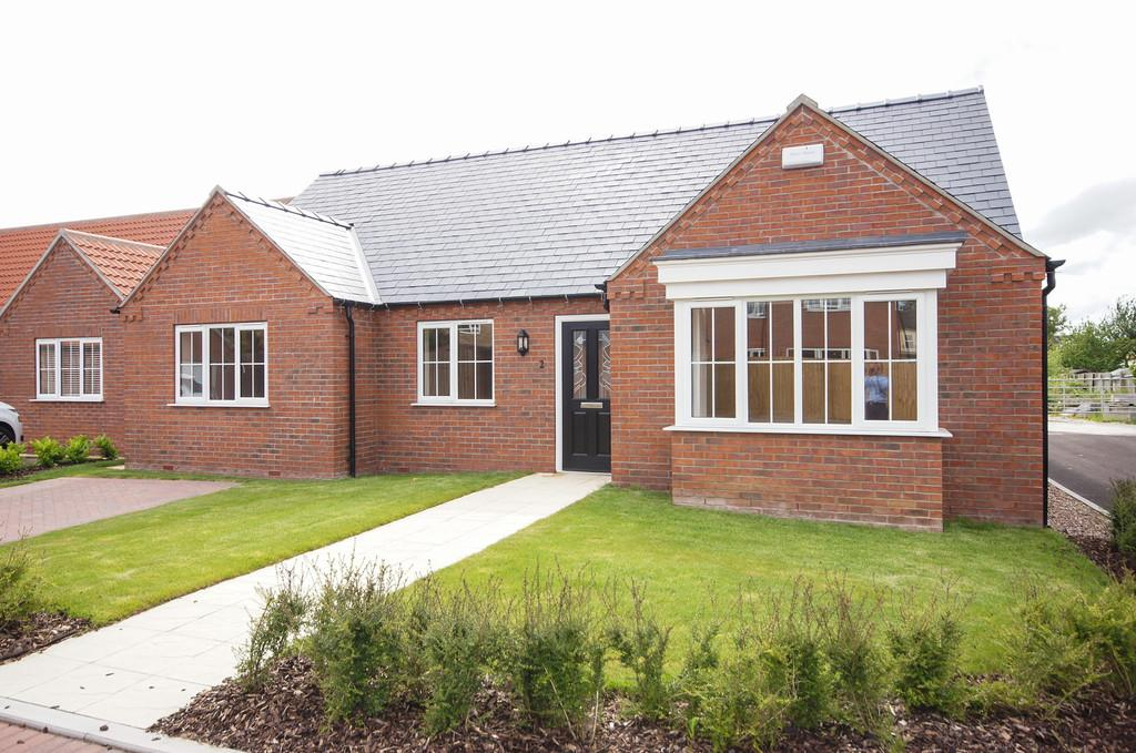3 Bedrooms Detached Bungalow for sale in Palm Road, Lincoln