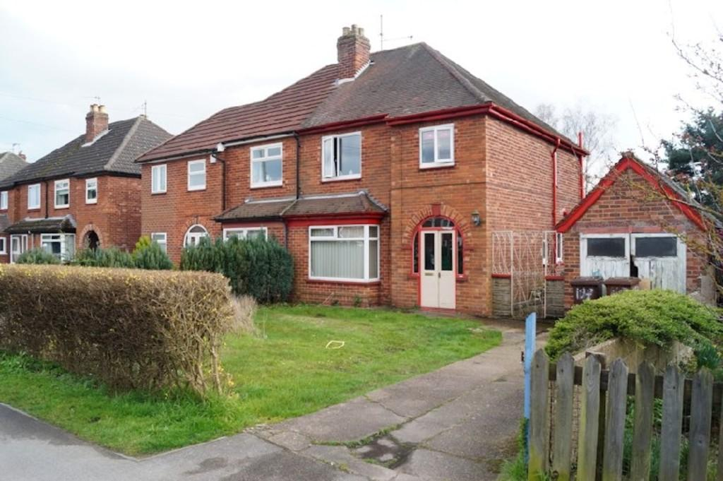 3 Bedrooms Semi Detached House for sale in Doddington Road, Lincoln