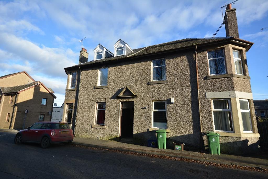 2 Bedrooms Ground Flat for sale in Forth Street, Riverside, Stirling, FK8 1UF