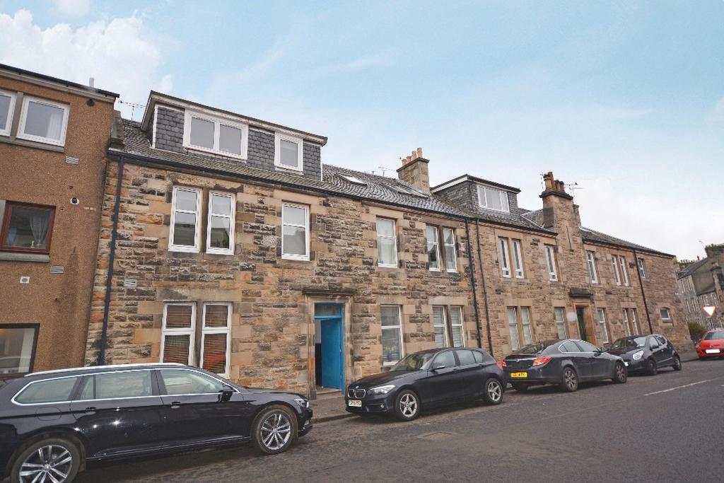 2 Bedrooms Ground Flat for sale in James Street, Riverside, Stirling, FK8 1UG