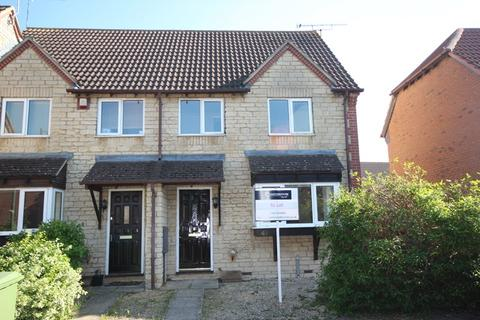3 bedroom terraced house to rent - 40 The Cornfields, Bishops Cleeve, Cheltenham, Gloucestershire