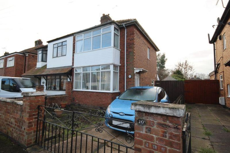 2 Bedrooms Semi Detached House for sale in OAKLEIGH AVENUE, CHADDESDEN