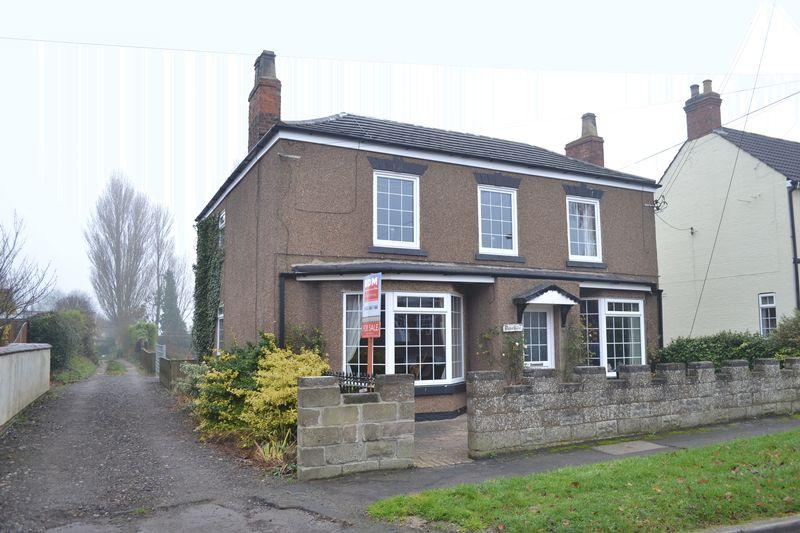 4 Bedrooms Detached House for sale in Coronation Road, Ulceby