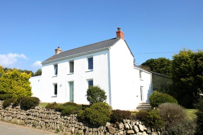 4 Bedrooms Town House for sale in HIGHER TREGONWELL, MANACCAN, TR12