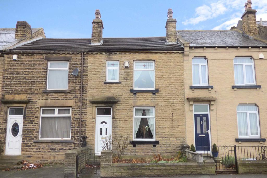3 Bedrooms Terraced House for sale in Huddersfield Road, Wyke
