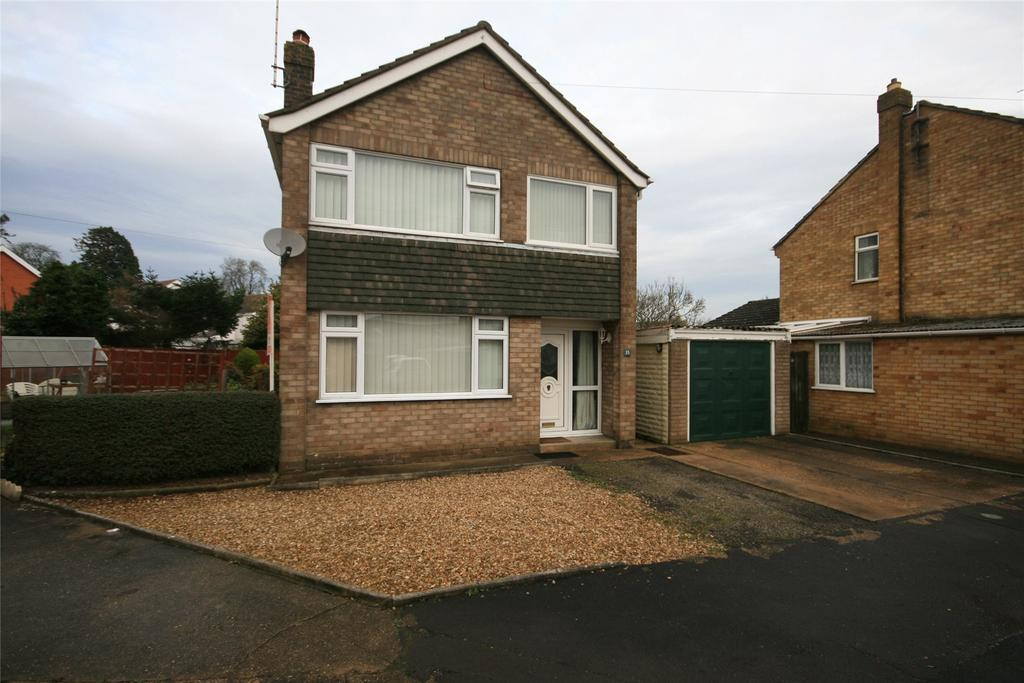3 Bedrooms Detached House for sale in Woodside, Boston, PE21