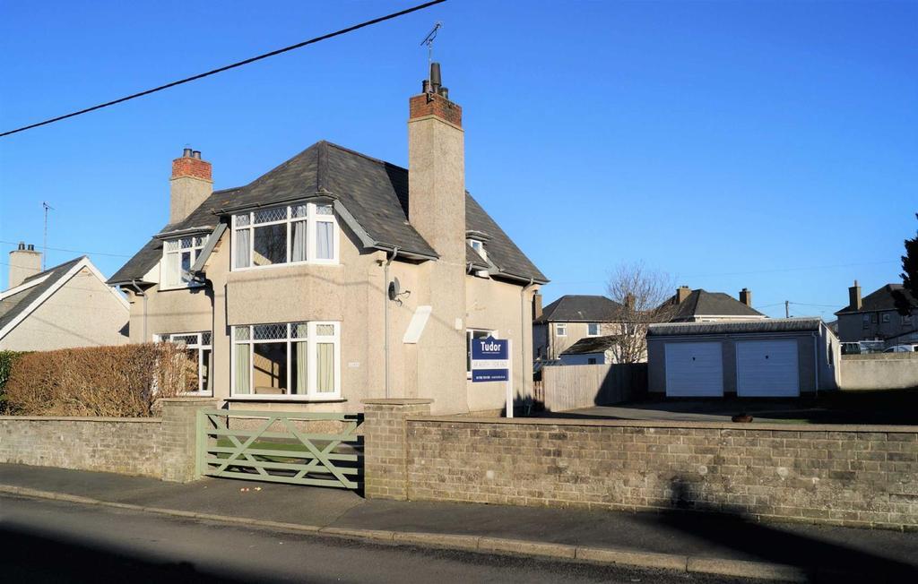 4 Bedrooms Detached House for sale in Lon Ty'n Y Mur, Morfa Nefyn