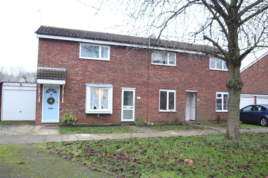2 Bedrooms Terraced House for sale in Hale Avenue, Stony Stratford, Milton Keynes