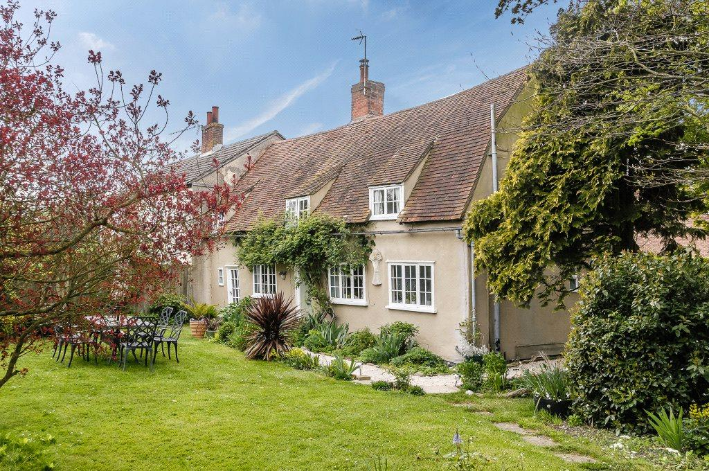 3 Bedrooms Semi Detached House for sale in The Street, Preston St. Mary, Sudbury, Suffolk, CO10