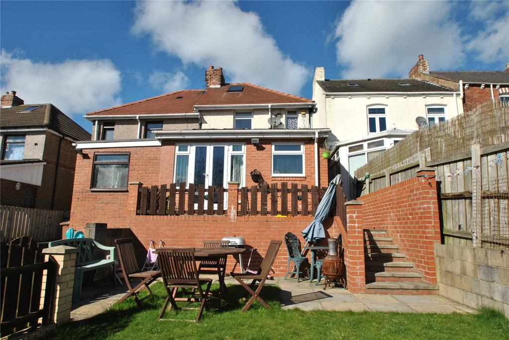 2 Bedrooms Semi Detached House for sale in Elemore Lane, Easington Lane, Houghton le Spring, DH5