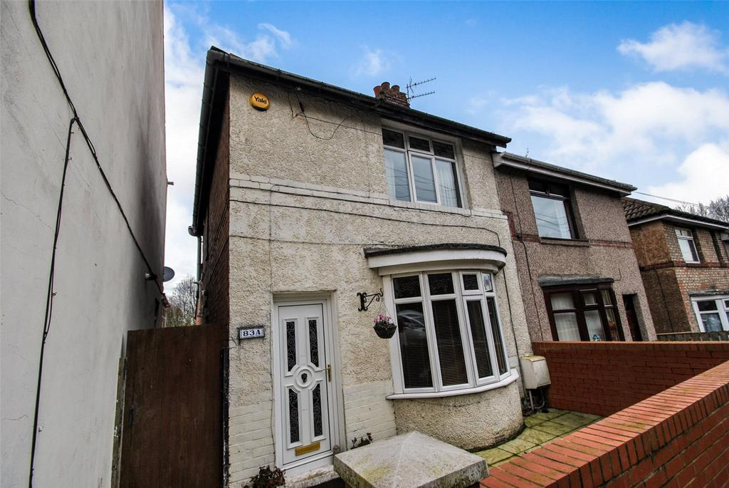 3 Bedrooms Semi Detached House for sale in Elemore Lane, Easington Lane, Houghton le Spring, DH5