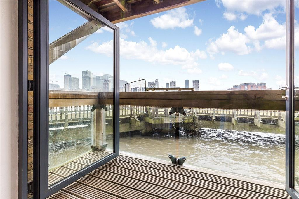 1 Bedroom Flat for sale in Odessa Wharf, 7 Odessa Street, London