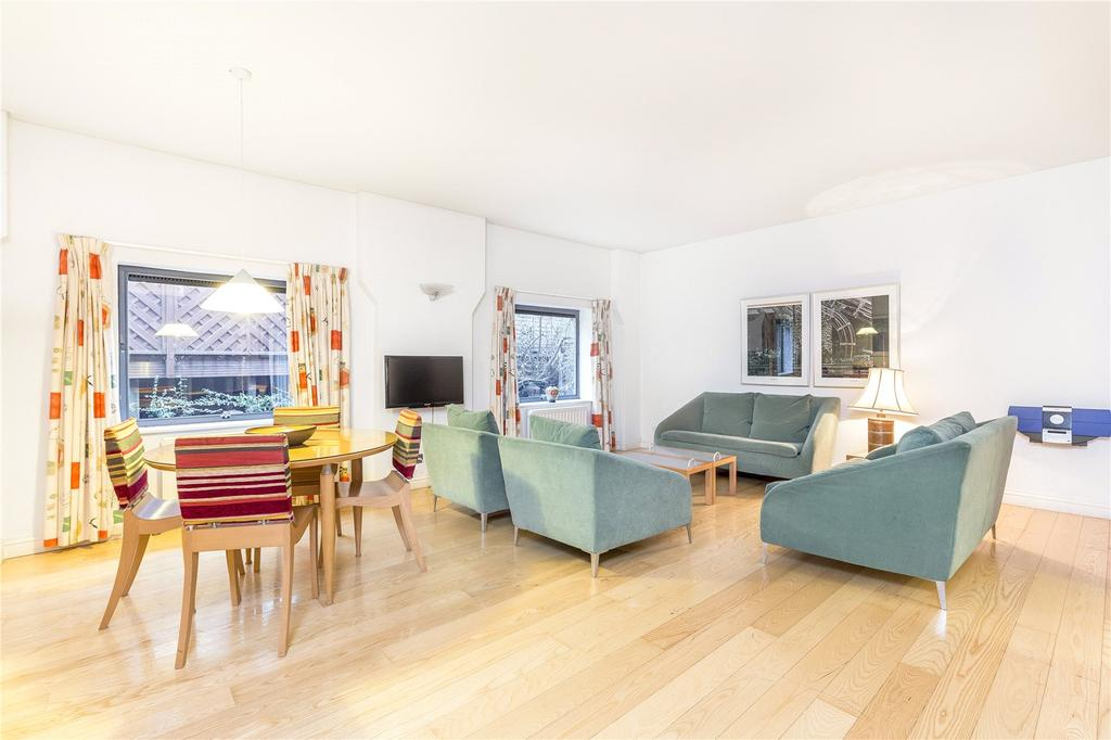 2 Bedrooms Flat for sale in Odessa Wharf, 7 Odessa Street, London