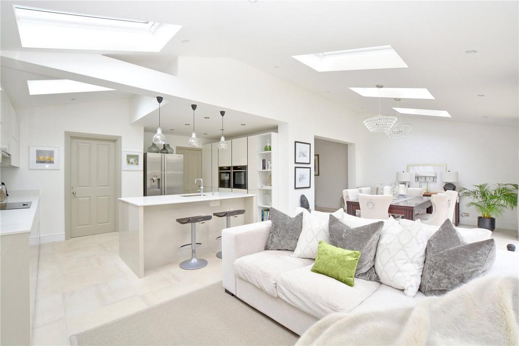 4 Bedrooms Semi Detached House for sale in Lower Camden, Chislehurst, Kent, BR7