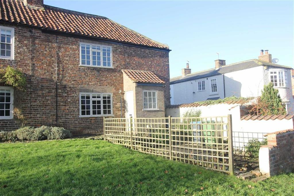 2 Bedrooms Cottage House for sale in North End, Hutton Rudby