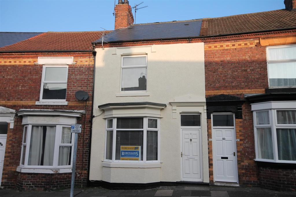2 Bedrooms Terraced House for sale in Montrose Street, Darlington