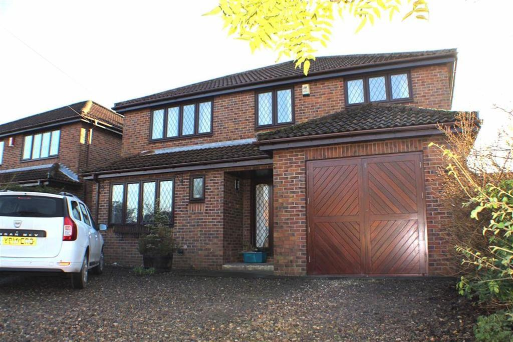 4 Bedrooms Detached House for sale in Station Road, Hutton Cranswick, East Yorkshire