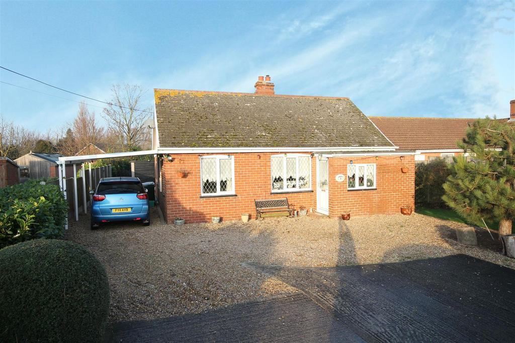 2 Bedrooms Detached Bungalow for sale in 8 Kent Avenue, Theddlethorpe, Mablethorpe