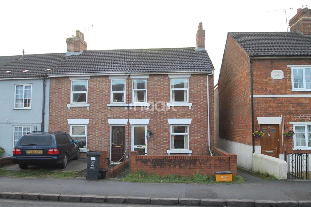 2 Bedrooms End Of Terrace House for sale in Upper Stratton