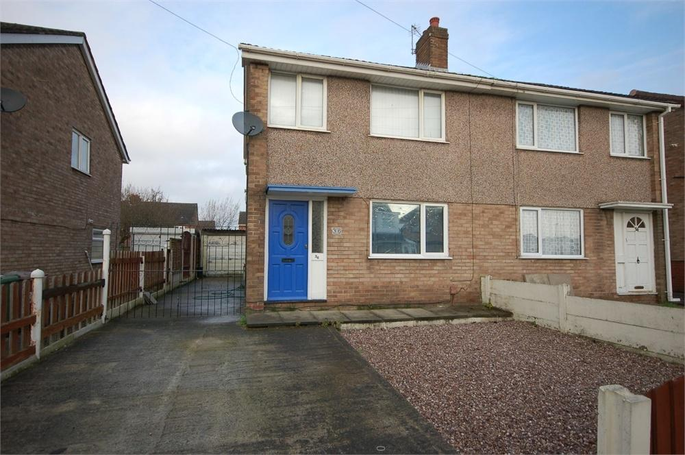 3 Bedrooms Semi Detached House for sale in Holly Road, Haydock, ST HELENS, Merseyside