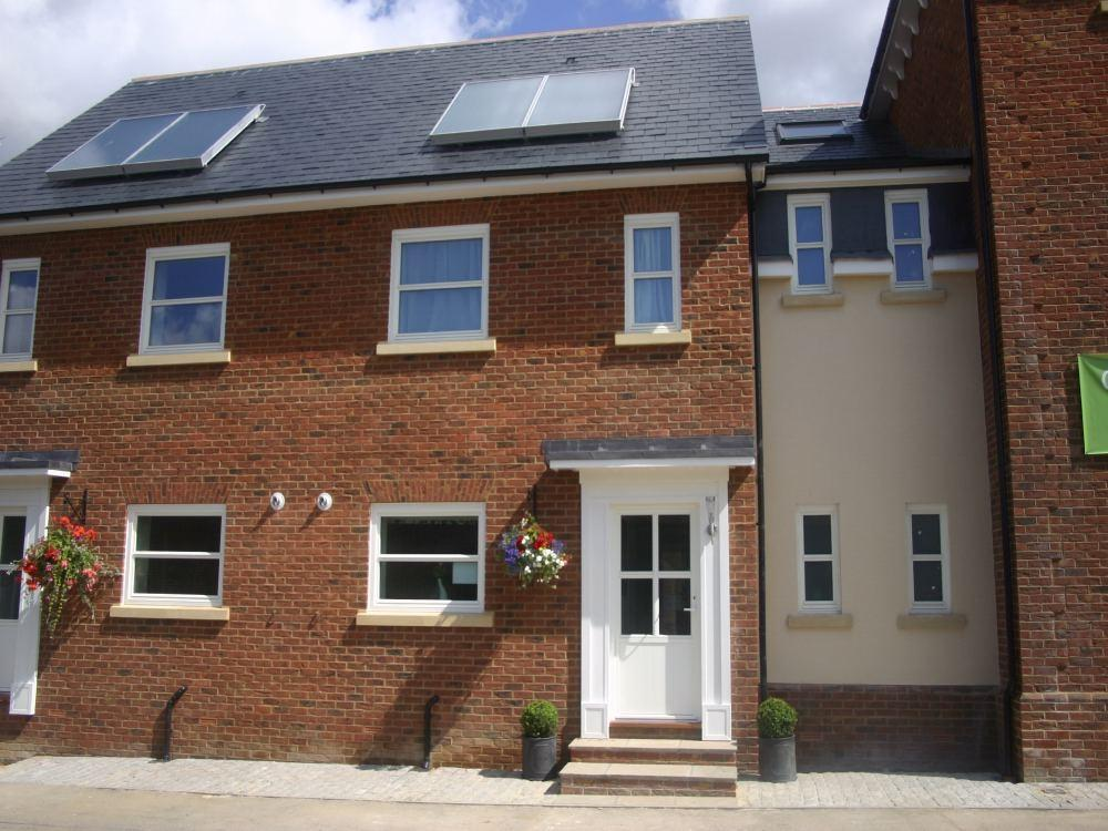 2 Bedrooms Flat for sale in Sandford Court ECO Home, Sandford Road, CHELMSFORD, Essex