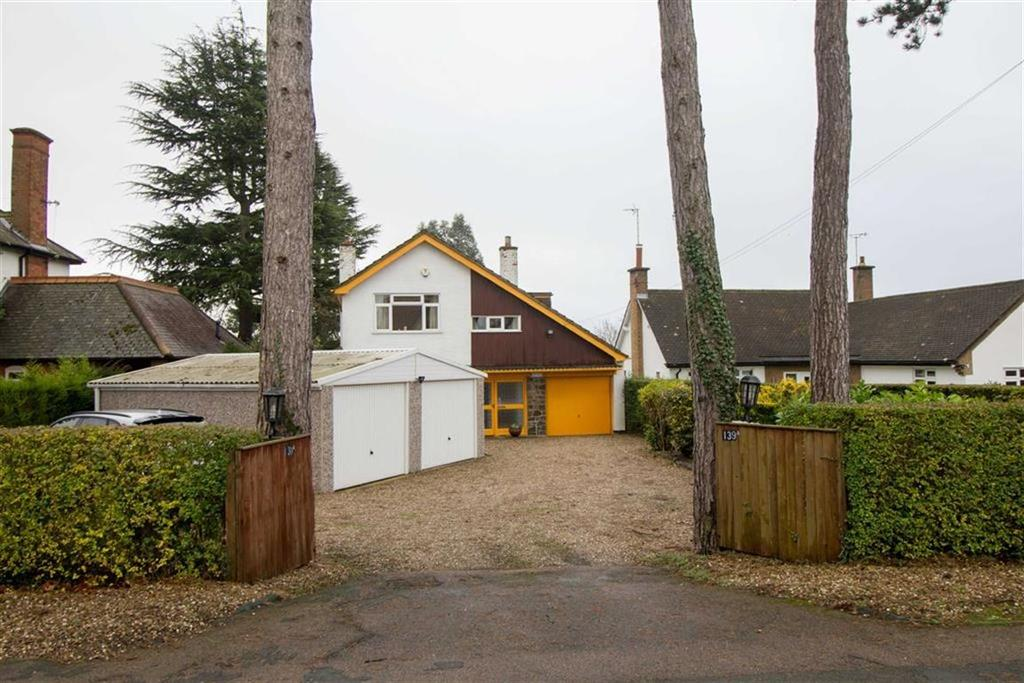 3 Bedrooms Detached House for sale in Station Road, Cropston, LE7