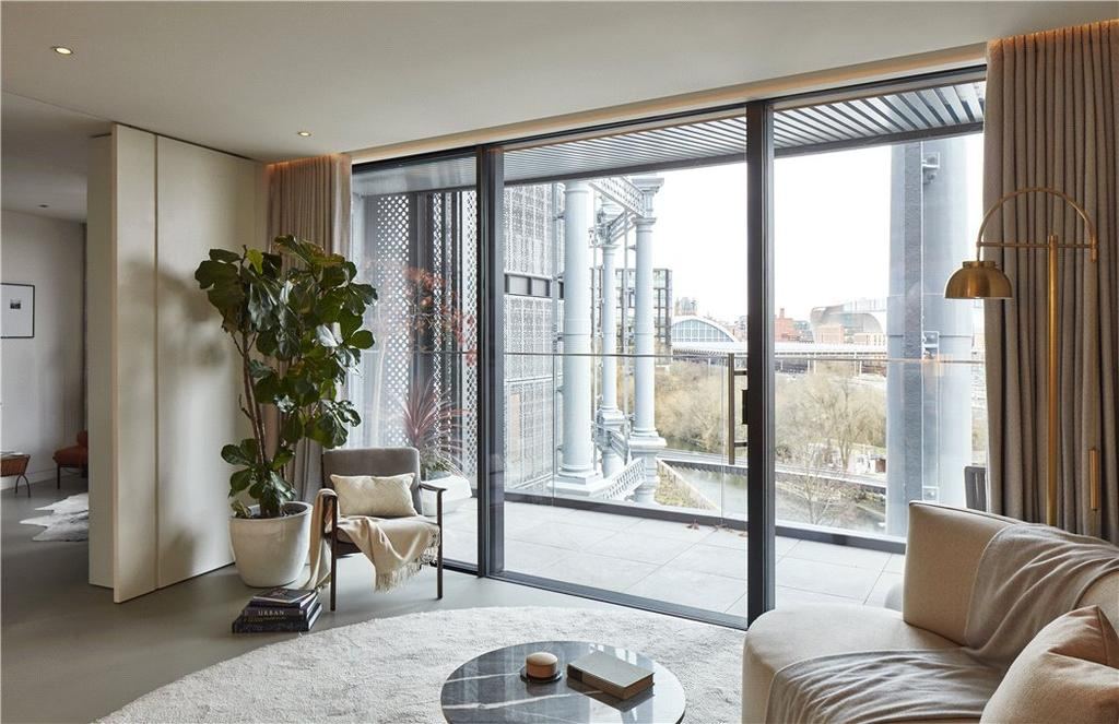 3 Bedrooms Flat for sale in Gasholders, 1 Lewis Cubitt Square, King's Cross, London, N1C