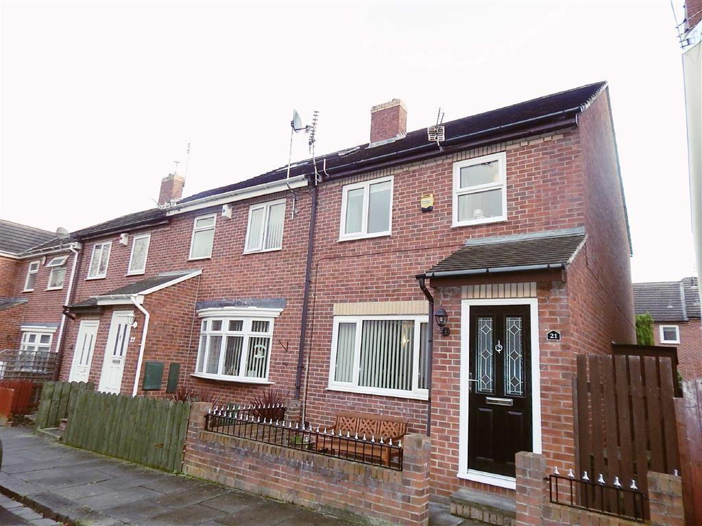 3 Bedrooms Terraced House for sale in John Street, Blyth, Northumberland, NE24
