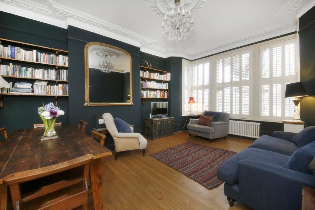 2 Bedrooms Flat for sale in Jerningham Road, Telegraph Hill, SE14