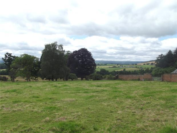 Plot Commercial for sale in Craigeuan Walled Garden, Gilmerton, Perthshire