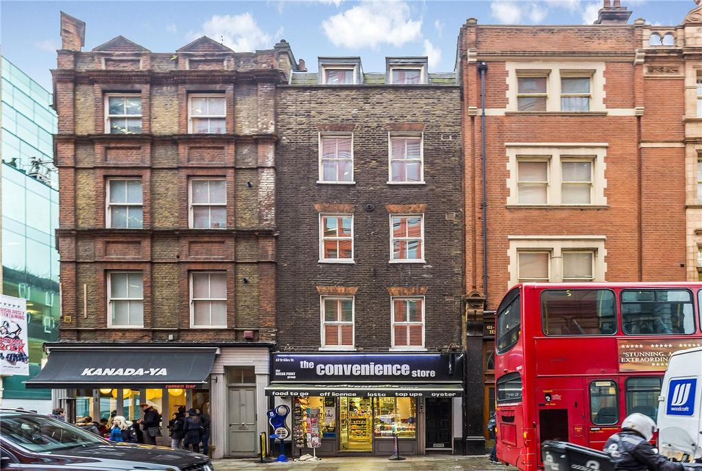 2 Bedrooms Flat for sale in St Giles High Street, Covent Garden, London, WC2H