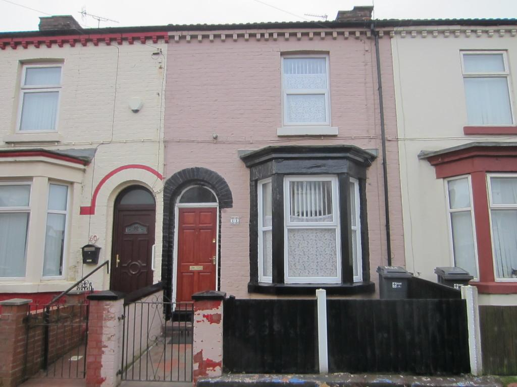 2 Bedrooms Terraced House for sale in Bianca Street Bootle Merseyside