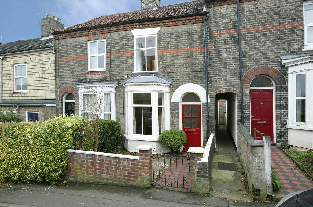 2 Bedrooms Terraced House for sale in Golden Triangle
